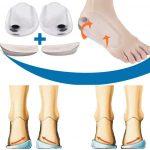 Wkładki ortopedyczne – rodzaje butów ortopedycznych